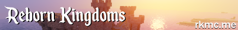 Reborn Kingdoms - Old School Factions, McMMO, Werewolves, Vampires