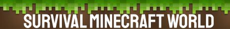 Survival Minecraft World