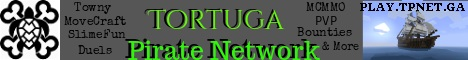 Tortuga Pirate Network