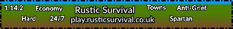 Rustic Survival - 1.13.2...