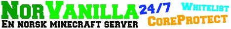 NorVanilla - Norsk Minecraft Server