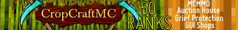 CropCraftMC  Farming Economy