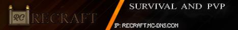 RECraft Server