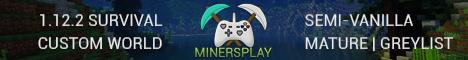 MinersPlay - Pve  Semi-Vanilla  16