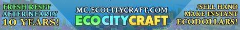 EcoCityCraft Economy