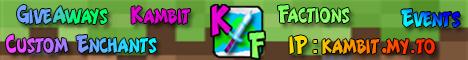 Kambit Factions